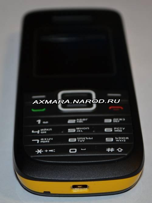 инструкция телефон билайн а100